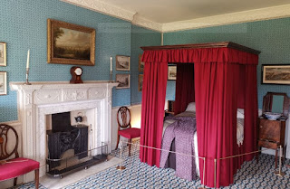 Nº1 Royal Crescent, The Gentleman's Bedroom.