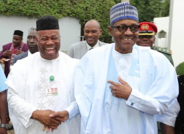President Buhari, You Can Now Send Godswill Akpabio And Cairo Ojugboh To Face The Firing Squad For Looting Nddc