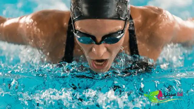 ممارسة الرياضة المائية