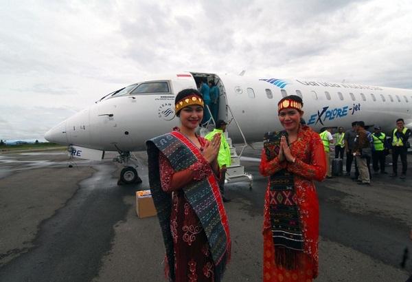 Presiden Jokowi Pertimbangkan Usulan Nama Bandara Sisingamangaraja XII