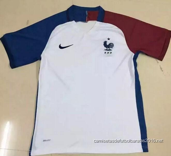Este es el nuevo Nike camiseta de entrenamiento Francia Euro 2016 . eddf8a881bdef