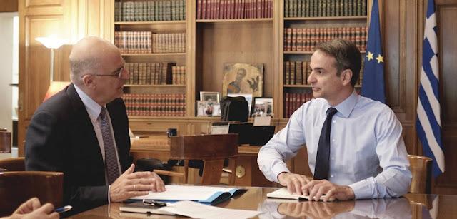 Η -κατά Δένδια- νέα κυβερνητική πολιτική στα ελληνοτουρκικά: «Στάκα Τούρκο να γιομίσω»