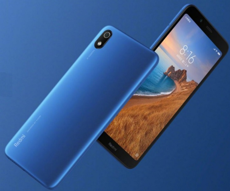 Xiaomi Redmi 7A with SD 439 and 4,000mAh Battery Launched