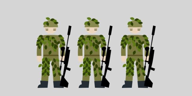 Anggota Kelompok Bersenjata di Puncak Jaya Papua Mati Ditembak TNI