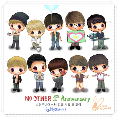 super junior for elf for super junior super junior chibi