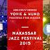 Lebih Dekat Dengan Yovie & Nuno dan Pakarena Etno Mission di Makassar Jazz Festival