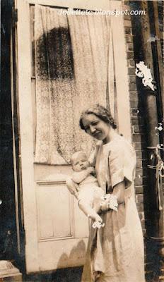 Lillie Killeen and John Jr 1917 New York https://jollettetc.blogspot.com