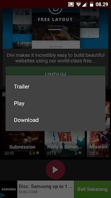 Cara Mudah Menonton Film Secara Gratis di HP Android