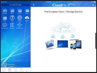 برنامج, مشاركة, ومزامنة, الملفات, بين, الأجهزة, وتخزين, الملفات, على, السحاب, CloudMe, اخر, اصدار