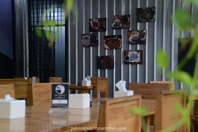 cafe instagramable di medan