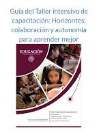 Materiales para la semana de Capacitación Docente y la Fase Intensiva del Consejos Técnico Escolar del ciclo escolar 2020-2021