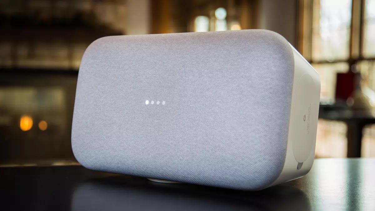[Final Update] After running out of stock, Google Home Max was officially discontinued.