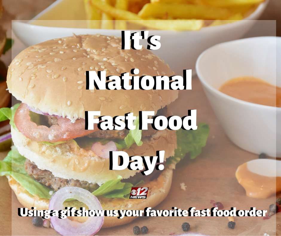 National Fast Food Day Wishes