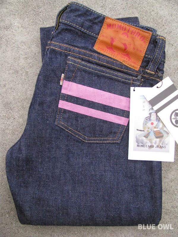 New Momotaro Womens Denim - Tight Straight Copper Label