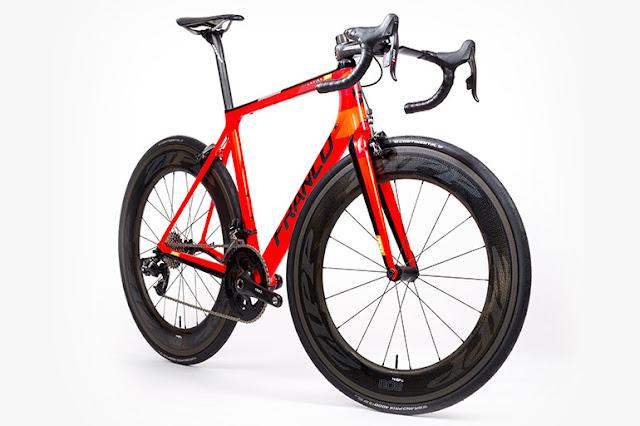 Franco Latigo RS1, una bici muy elegante