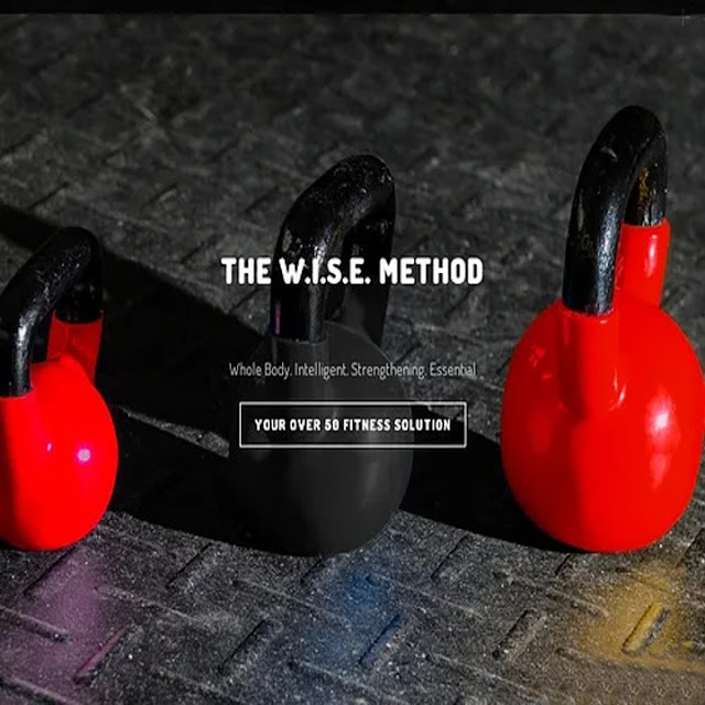 Women And Men Over 50+ Need This Product!–The W.i.s.e. Method,