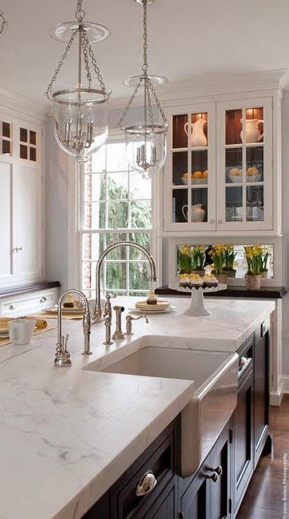 provence kitchen design idea