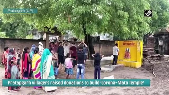 Dibangun di Lahan Sengketa, Kuil Dewi Corona India Kini Dihancurkan