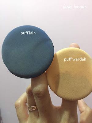 wardah flawless cushion