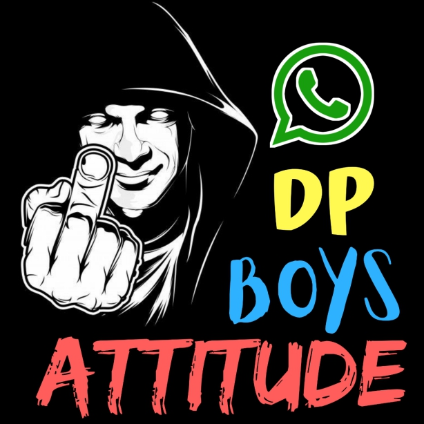 Attitude DP, HD Attitude Images for boys Whatsapp