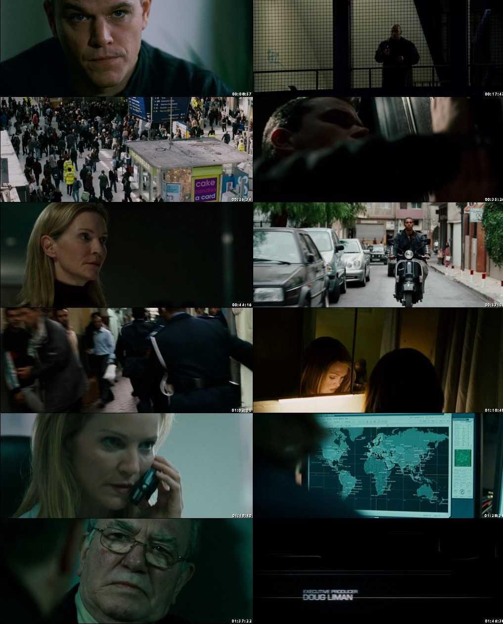 The Bourne Ultimatum 2007 Screenshot 1080p