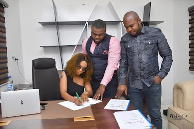 #BBNaija star Mercy Eke latest photos and news