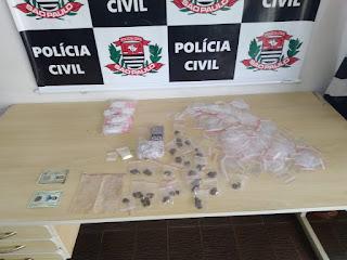 POLICIAIS CIVIS PRENDEM TRAFICANTE INVESTIGADO PELO HOMICÍDIO DE UM INVESTIGADOR DE POLÍCIA