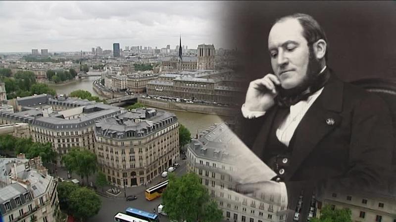 Haussmann và kiến trúc hoàng kim của Paris