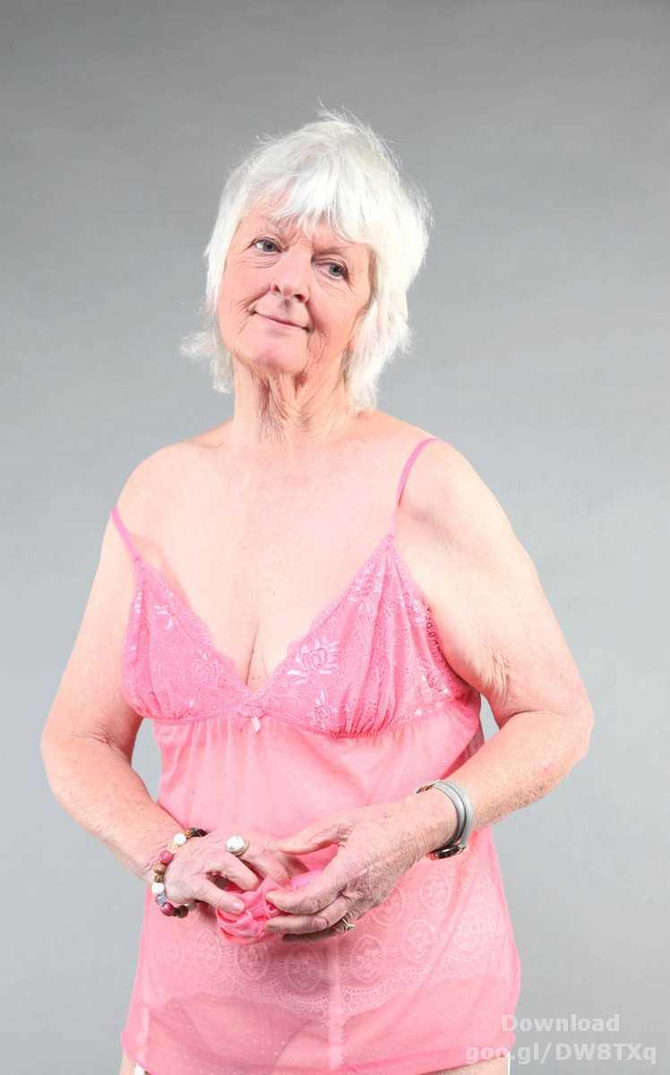 Lovely Naked Older Women