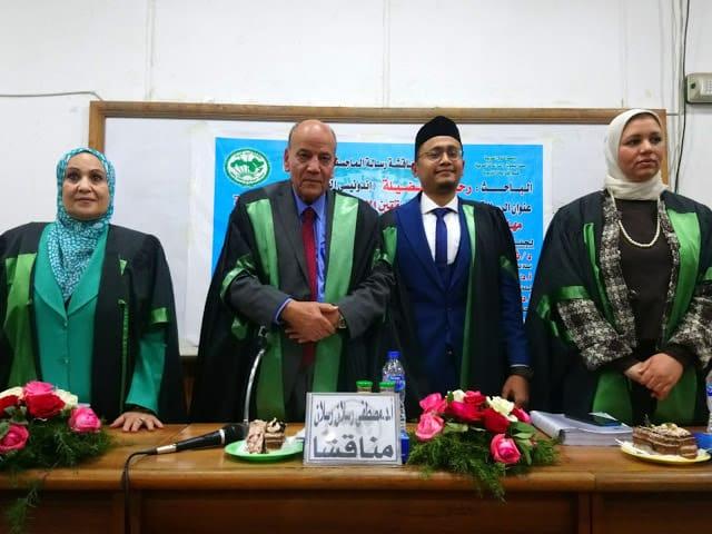 Berita Publik, Pemerintah Aceh Apresiasi, Rahmad Peraih Cumlaude di Mesir