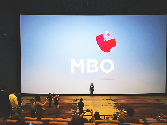 MBO launch Samsung Onyx and Big Screen at Atria Shopping Mall