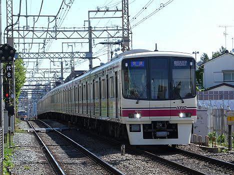 【ダイヤ改正で復活!】快速 京王八王子行き8000系