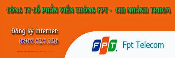 Lắp Đặt Internet FPT Phường Cầu Ông Lãnh