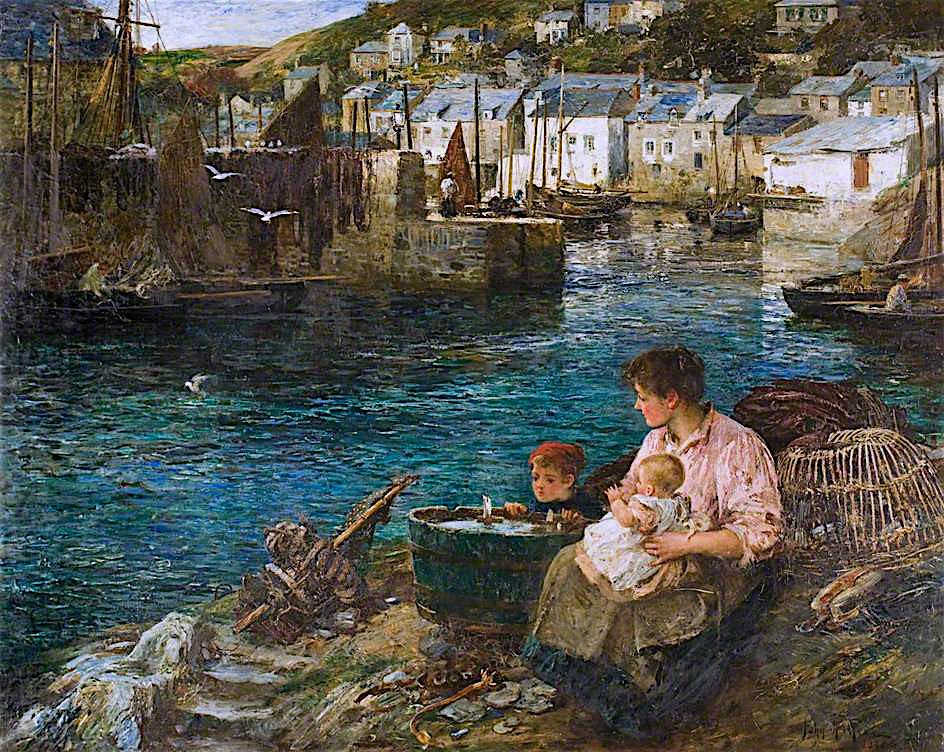 Por amor al arte: John Robertson Reid (1851 – 1926)