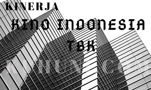 Kinerja KINO Indonesia Kuartal I-2020 Laba Bersih Anjlok 81,09%