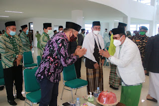 Doktor Irham Jalil, Kembali Pimpin Tanfidziyah NU Barru