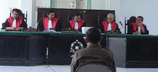 Upaya Penyelesaian, Substansi, Kasus dan Jenis Pelanggaran Hak Asasi Manusia  Peradilan Serta Sanksinya