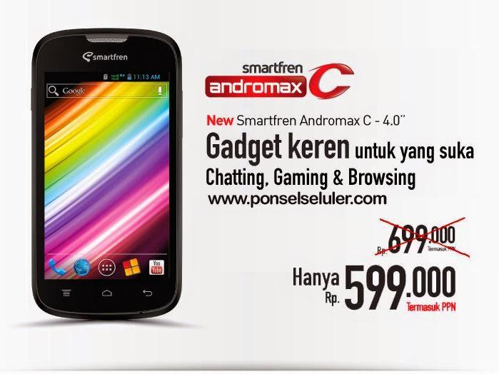 Harga HP Smartfren, Smartphone Keren Terjangkau