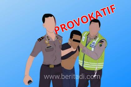 Penjual Es Keliling di Jember Ditangkap usai Sebar Provokasi di Sosmed