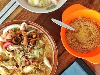 Soto kriyik kuliner makanan khas purbalingga