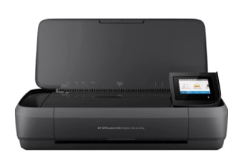 HP OfficeJet 250 Mobile All-in-One Printer series Download Drivers and Software