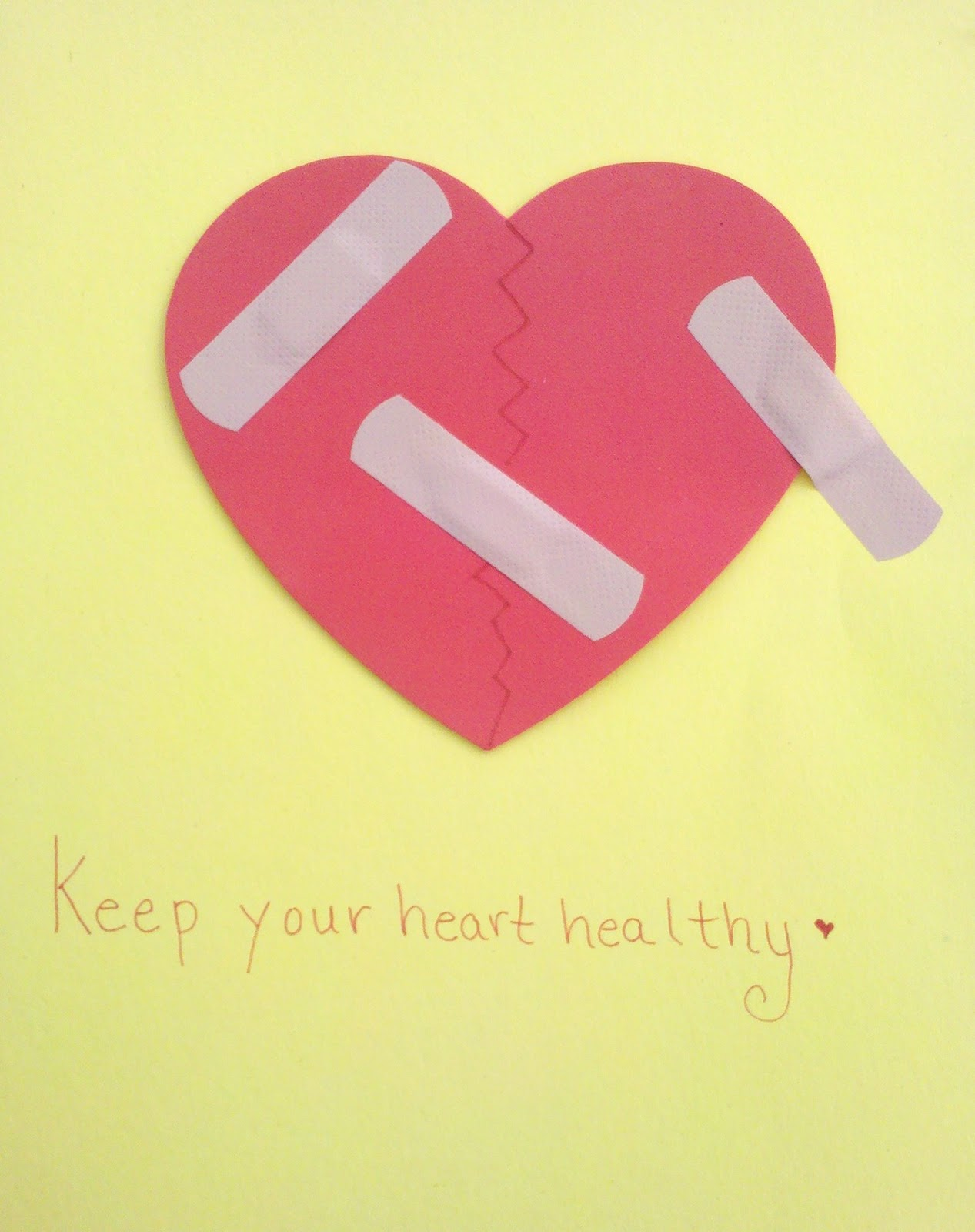 Be Brave Keep Going Heart Health Teaching Kids About