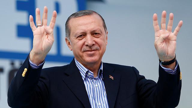 Erdogan promete apoyar a Trump si decide llevar a cabo acciones contra el Gobierno de Al Assad