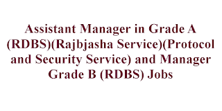 Assistant Manager and Manager Jobs in NABARD