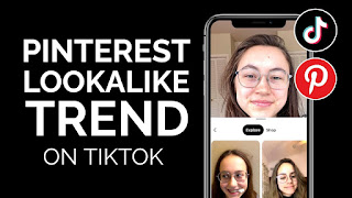 How to do the Pinterest Trend On TikTok? Photo Search Trend Explained