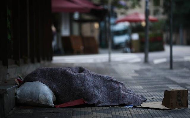 Frio faz sua primeira vítima em Curitiba: Idoso morreu aparentemente de hipotermia