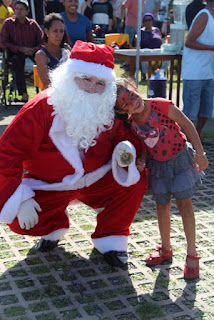 Ilha lança domingo 15/12 o Natal Encantado na Praça dos Tanoeiros