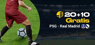 bwin promocion  PSG vs Real Madrid 18-9-2019