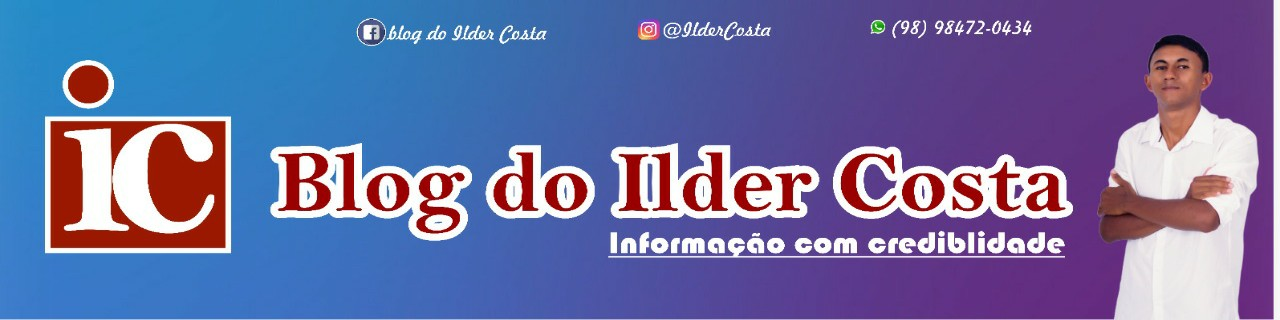BLOG DO ILDER COSTA