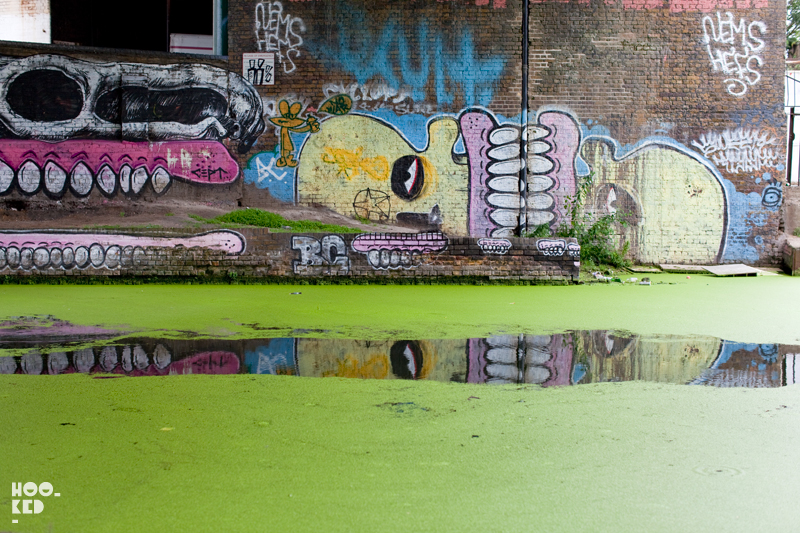 Hookedblog's 2011 Top 50 collection of Street Art photographs